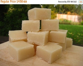 SALE Champagne Sugar Scrub Cubes