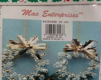 21-23 Crystal Spiral Wreaths
