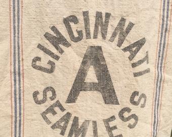 Cincinnati Seamless Seed Bag