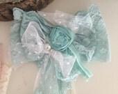 Lace bow clip or headband