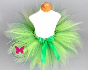 Adult Women's Green Pixie Tutu...Green Witch Tutu . . . GREEN WITH ENVY