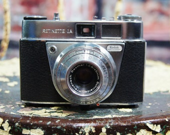 Vintage KODAK Retinette 1A Film Camera
