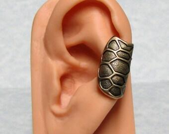 Turtle Shell Ear Cuff