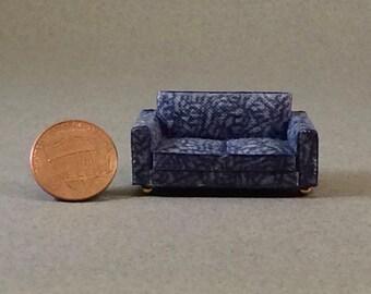 Quarter Inch Scale Furniture - Manhattan Style Sofa