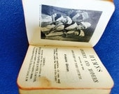 Miniature Book of Common Prayer and Hymns c1900