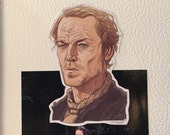 Jorah Mormont GAME of THRONES Fridge Magnet