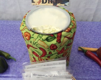 Dips, Party Dip Mix, Gourmet Gift, Vegetable Dip Mix, Dried Seasoning Mix, Grammy's Garlic Dill Dip Mix