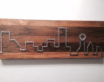 RIDE DALLAS - chain art