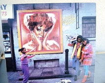 Who's Zoomin' Who, Aretha Franklin, Grammy Award, Vinyl, LP, Freeway of Love, Dance Music, Hip Hop, Aretha, Retro Music, Number 1 hit, Songs
