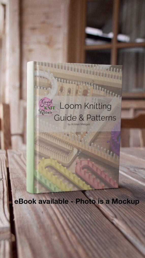 Loom Knitting Questions : Loom knitting guide patterns nd edition from