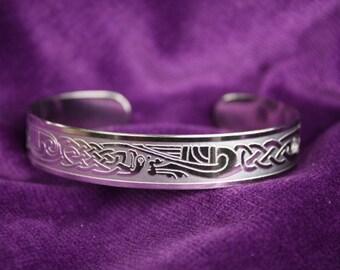 Celtic Birds of Friendship Bracelet