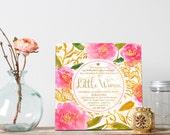 High Tea Invitation - Versatile for any event - Bridal Showers, Wedding Showers, Wedding Invitations, Birthday Invites - Printable or Prints