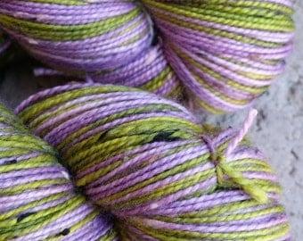 Tweedy  Sock 2 Stripe Blossom