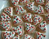 RESERVED - 5 dozen mini pizza cookies