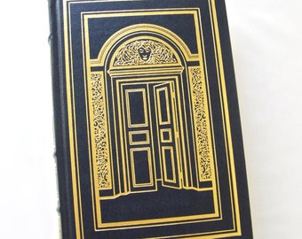 Vintage Ghostly Tales Franklin Library Mystery Masterpieces Henry James Hardcover Book 1989