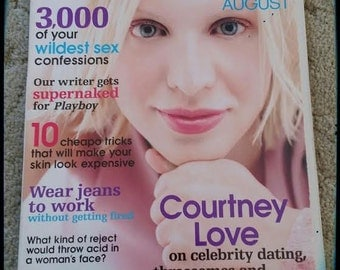 Courtney Love Hole Jane Magazine 1999