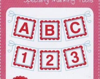 Pink Alphabitties Specialty Marking Tools From It's Sew Emma