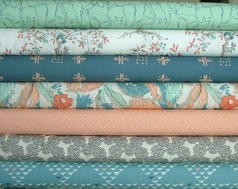 Tapestry Bundle of 7 by Sharon Holland for Art Gallery