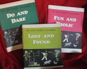 Unused Do and Learn to accompany Do and Dare, Lost and Found, Fun and Frolic Practice Workbooks - 3rd Reader Level 2 and 2nd Reader Level 1