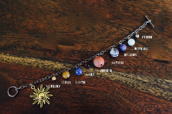 solar system bracelet materials - photo #2