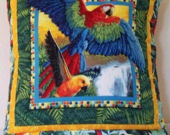 Vibrant Parrots