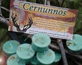 Cernunnos! God Soy Tea Candles for Ritual, Prayer, Spellwork, Meditation