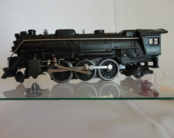 Lionel Lines 2026 Prairie-type Steam Engine with Tender and Three Cars
