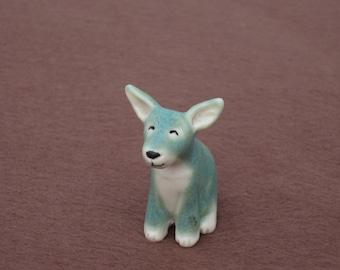 Little Blue Dog