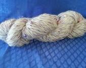 Art Yarn, Handspun Yarn, Fiesta,  224 yards, 8wpi