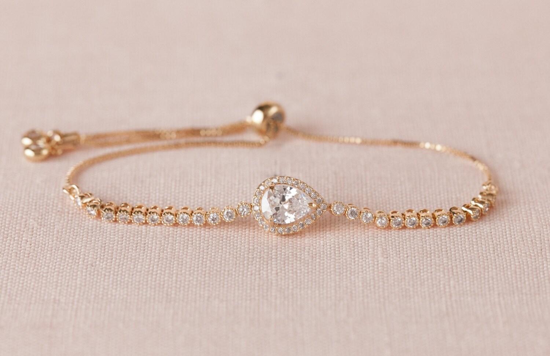 flower girl jewelry little girl wedding bracelet rose gold. Black Bedroom Furniture Sets. Home Design Ideas