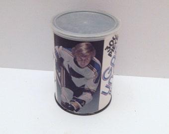 Vintage Garry Unger Puzzle - Vintage Hockey - Garry Unger - St. Louis Blues - Vintage Puzzle
