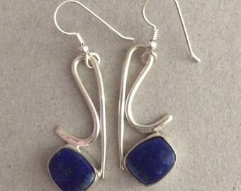 Lapis Earrings ET00003E