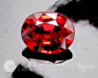 Wholesale Ruby 6 x 5 MM Oval for Engagement Ring July Birthstone