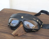 Leather Burning Man Goggles....Check.