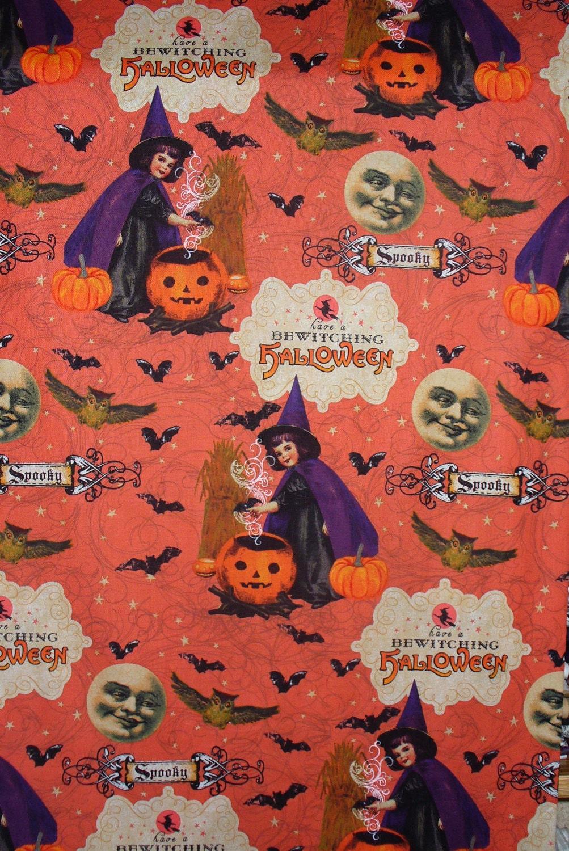 Halloween Fabric Bewit...