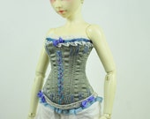 Roses of Ice BJD Antique Line Corset for Minifee
