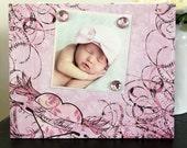 Sweet Baby Girl Frame