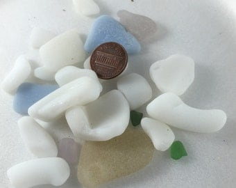 Pastel Beach GLASS  No.001123