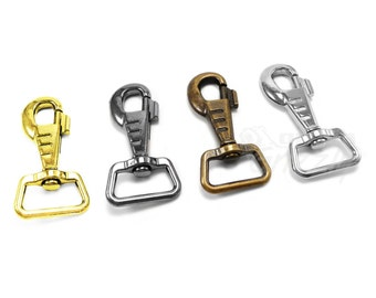 Bag Clasps Lobster Swivel Trigger Clips Snap Hook for 25 mm strapping, AHC