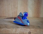 Grover 8GB USB flash drive Super grover diecast vintage car rocketship spaceship macbook pro laptop computer gadget muppet geeky girlfriend