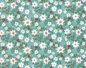 Juniper Berry Merrily in Winter Sky Blue, BasicGrey, 100% Cotton, Moda Fabrics, 30432 13