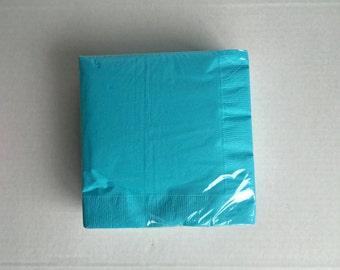 Blue Napkins: Blue Party Supplies