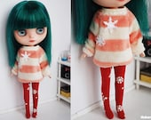 Fluffy Winter two-piece set for Middie Blyte