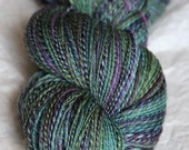 Handspun Yarn: Water