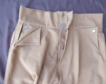 18th century  Fly  Front Trouser. Reenactment. Colonial. Civil war. Pioneer