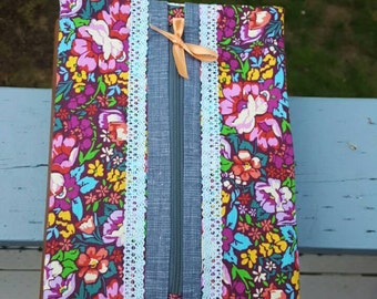Journaling storage band bag large a sunshinenellie original pattern