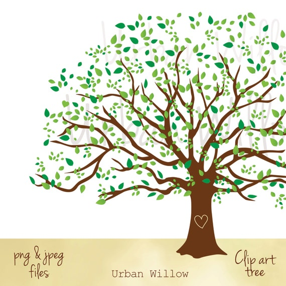Large Family Tree Graphic Family Tree Image Clipart Natural