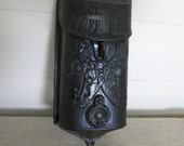 Cast iron Standard No. 2 mailbox