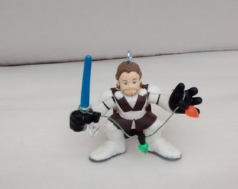Star Wars Galactic Heroes Action Figure Ornaments