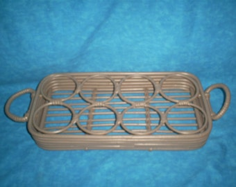 SALE Retro Drink Carrier. .Was 18.00